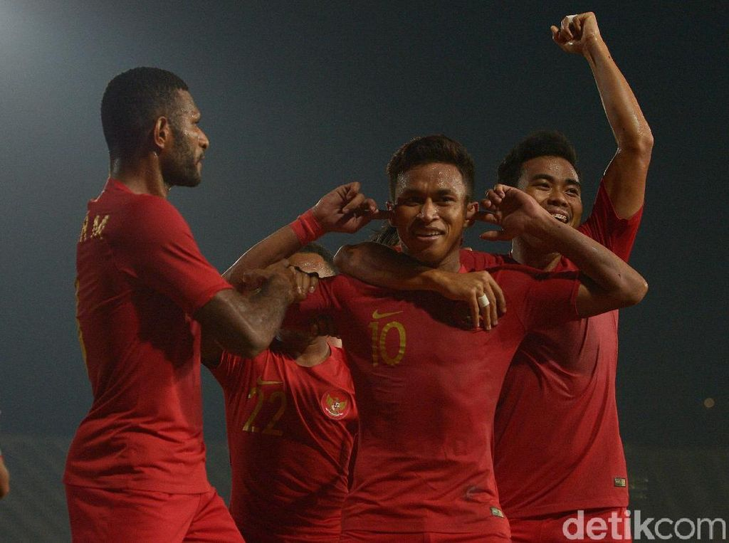 Top Banget! Indonesia Juara Piala AFF U-22