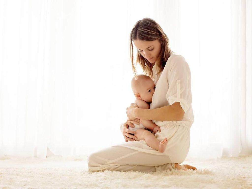 Tips Membuat Bayi Sendawa Sehabis Menyusui