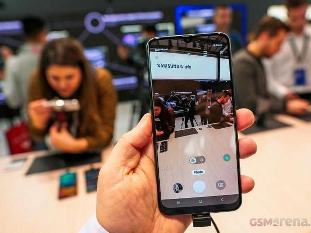 Bocoran Spek Galaxy A60, Ponsel Seri A Teranyar Samsung