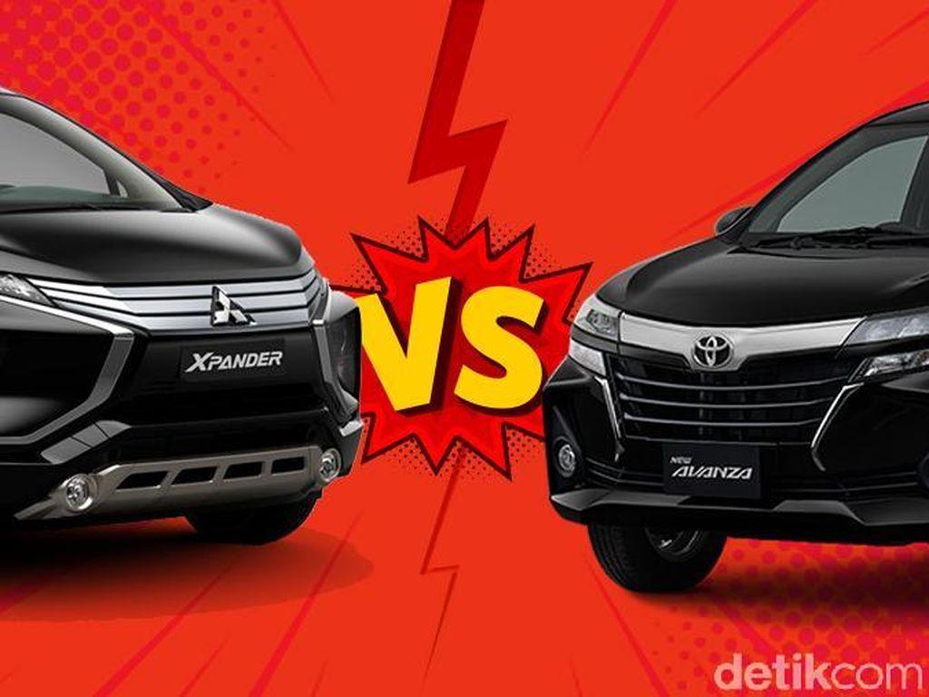 Mitsubishi Keukeuh, Penjualan Xpander Lebih Banyak dari Avanza