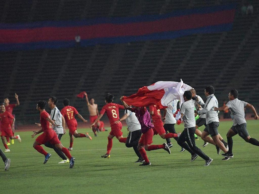 Indonesia Kini Punya Tiga Gelar di Piala AFF