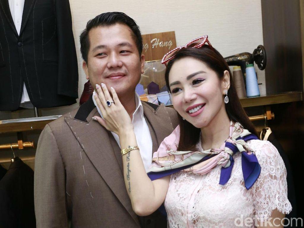 Suami Ditipu Mantan Istri, Femmy Permatasari Kesal Banget