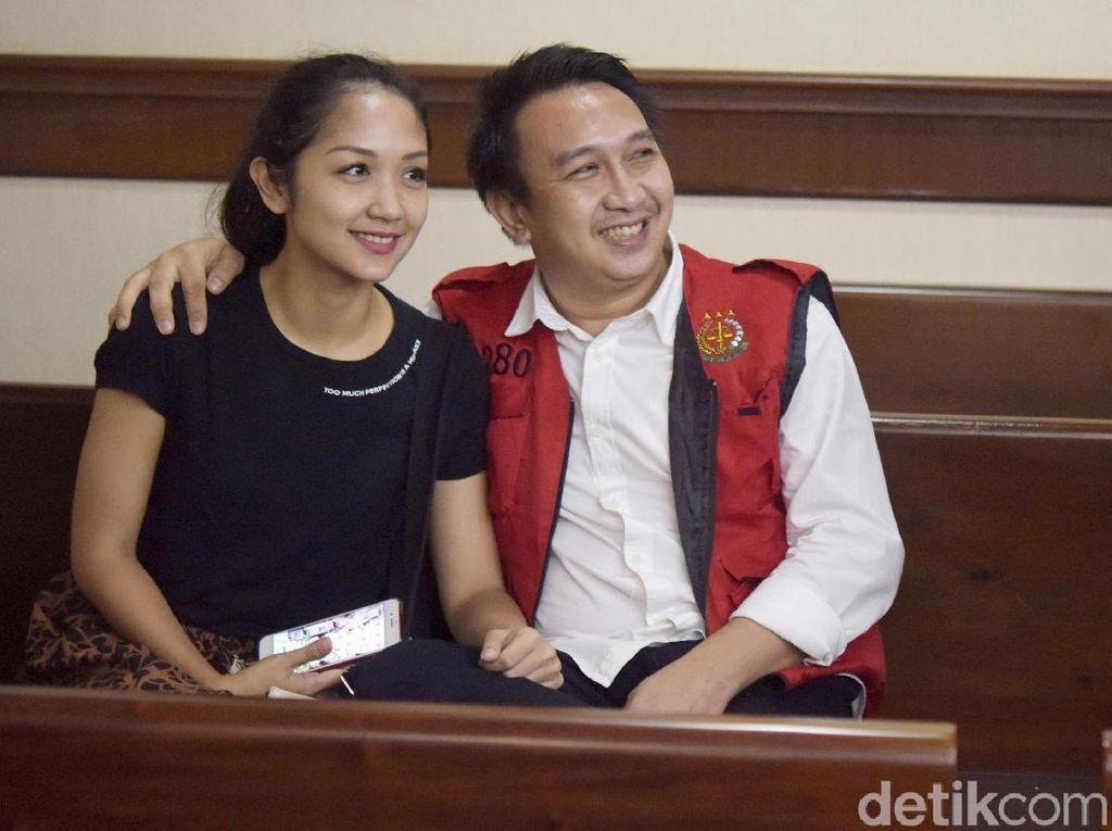 Ulang Tahun ke-5 Pernikahan, Istri Janji Temani Augie Fantinus Selamanya