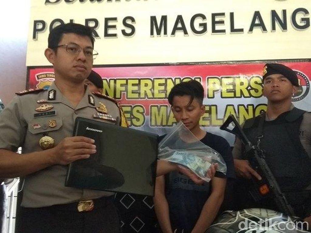 Cemburu, Driver Ojol Bunuh Mahasiswi UPN Veteran Yogya