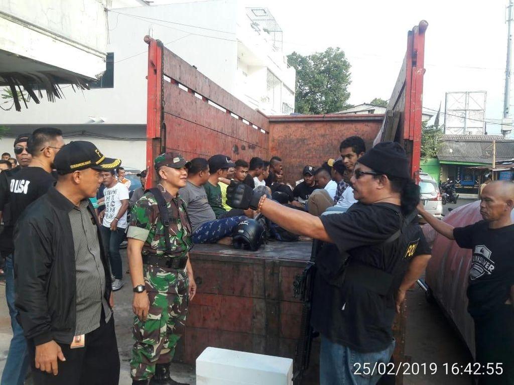 Perintahkan Preman Jaga Lahan Kosong di Cengkareng, Pengacara Ditahan