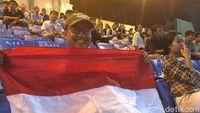 Dukung Timnas U-22 Sambil Jalin Silaturahmi