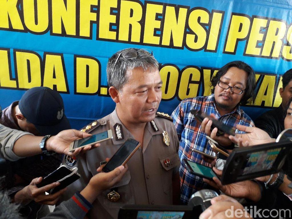 Polda DIY Irit Bicara soal Kasus Mobil Caleg PDIP Dibakar