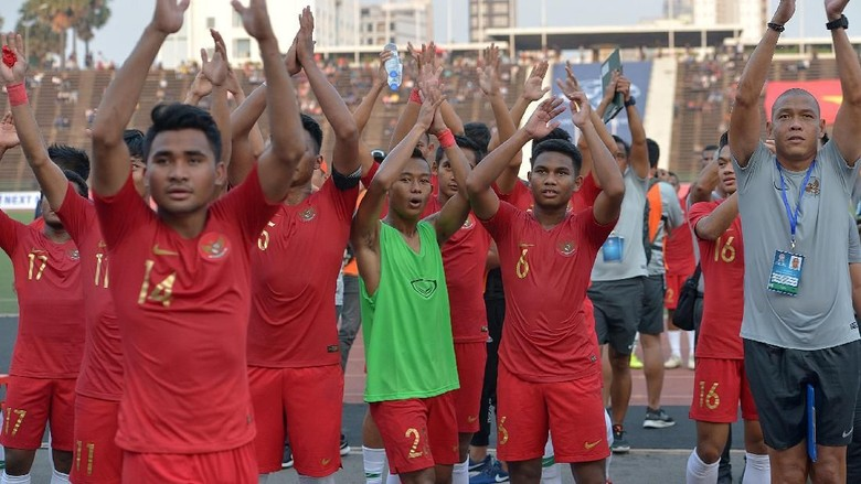 Head to Head Indonesia vs Thailand