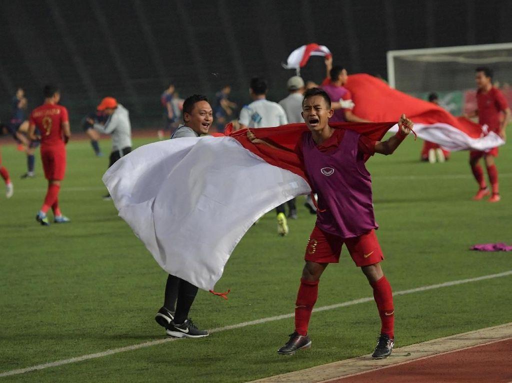 8 Fakta Menarik Indonesia Juara Piala AFF U-22