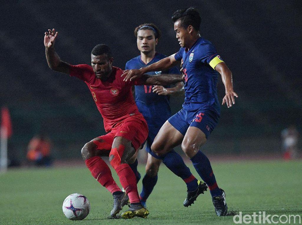 Jadwal Siaran Langsung Kualifikasi Piala Asia U-23: Thailand vs Indonesia