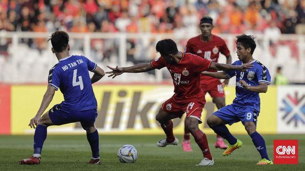 Persija Jakarta harus memaksimalkan tiga laga tersisa untuk jadi juara grup.