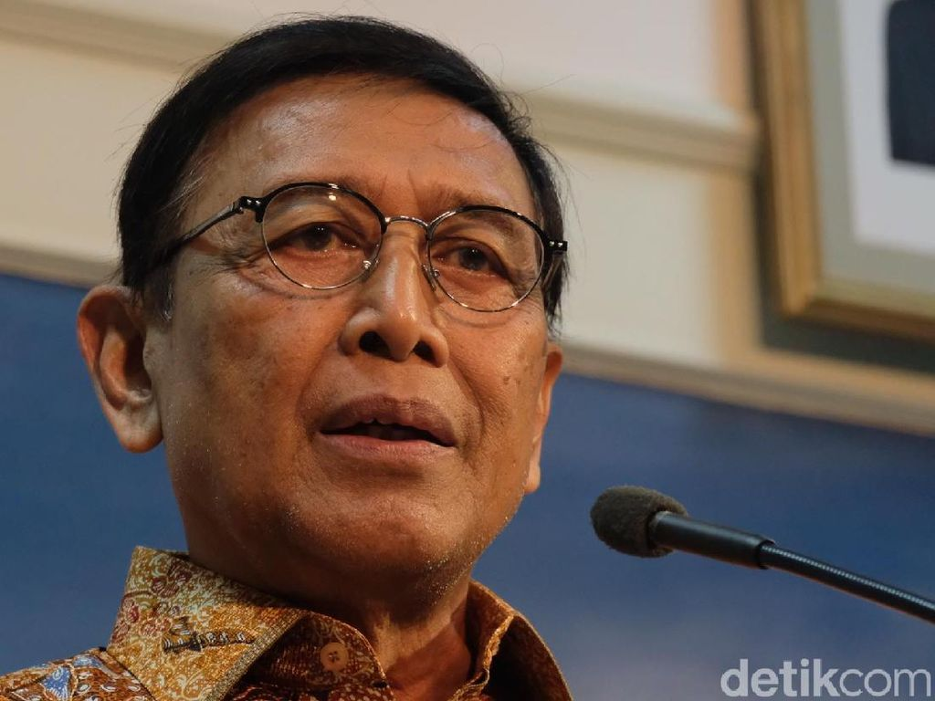 Warning Wiranto ke Si Pengacau