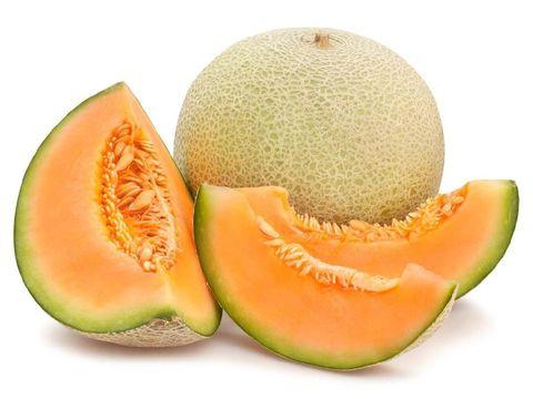Bakteri listeria bisa bersarang di kulit melon/