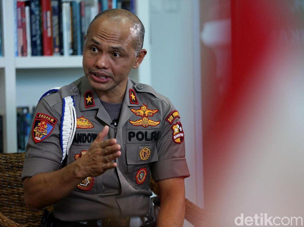 Satgas Antimafia Ungkap Peranan Joko Driyono