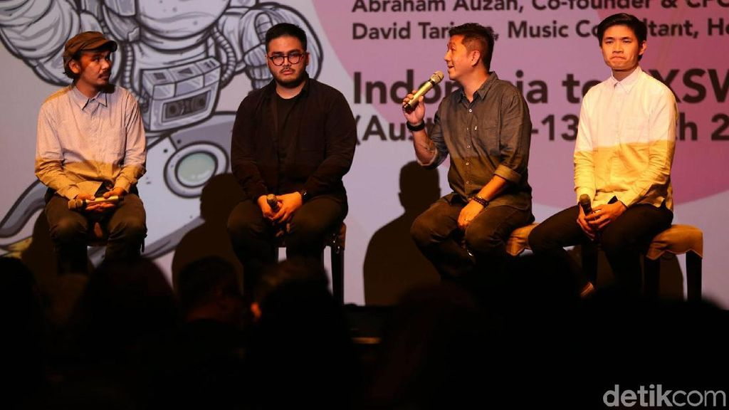 Bekraf Kirim Pelaku Industri Kreatif ke AS