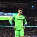 Kepa Jadi Kambing Hitam Lampard?