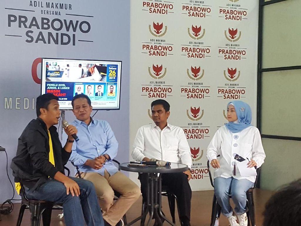 BPN Prabowo Sesalkan Program Keluarga Harapan Diklaim Hanya Prestasi Jokowi