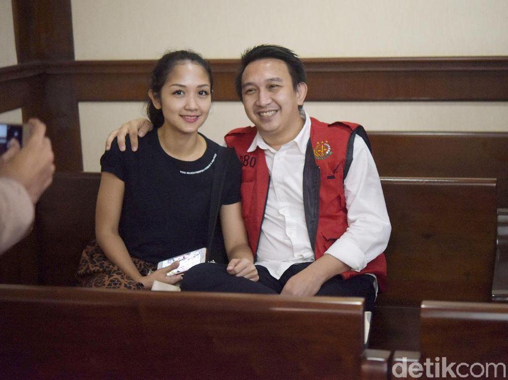 Augie Fantinus Bebas, Istri Senang Bisa Seranjang Lagi