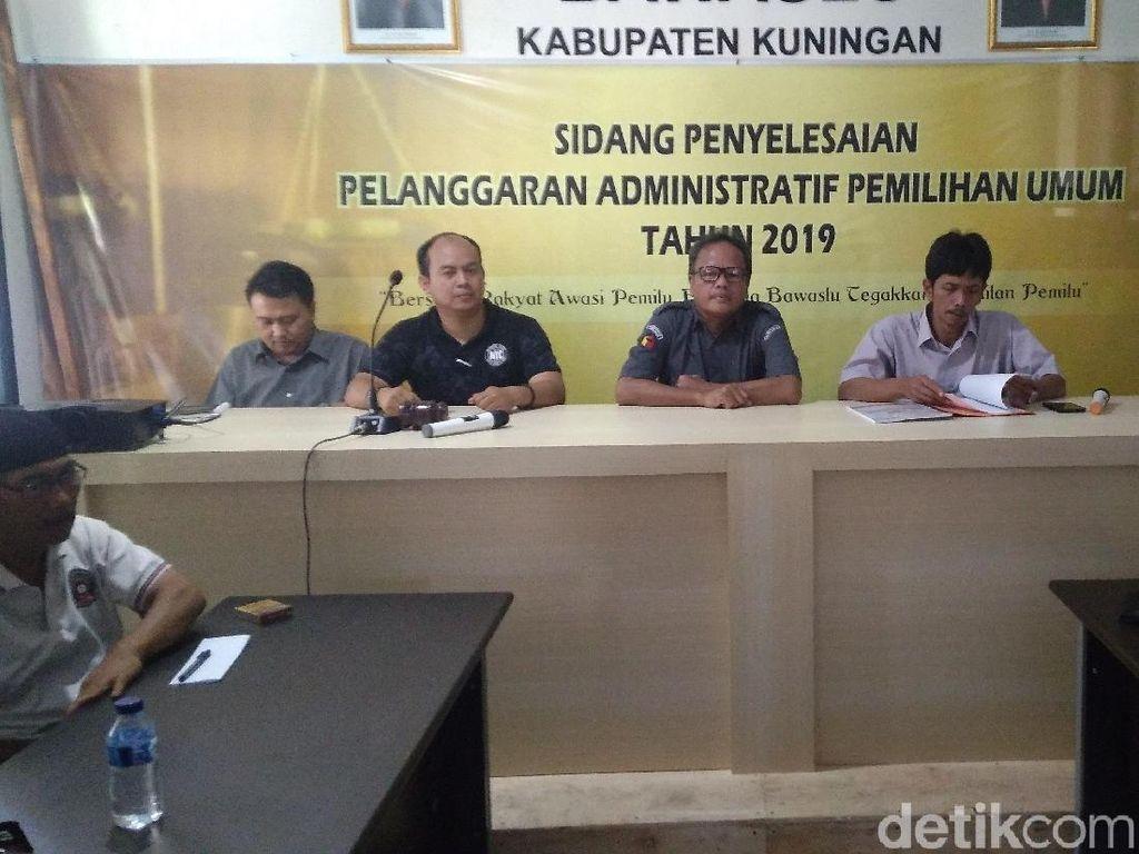 Bupati Kuningan yang Laknat Kades Tak Pro Jokowi Lolos Pidana Pemilu
