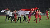 PDIP Puji Kemenangan Timnas Indonesia: Bangkitkan Optimisme ala Jokowi