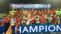 Obrolan soal Timnas Indonesia U-22 Dominasi Twitter Malam Ini