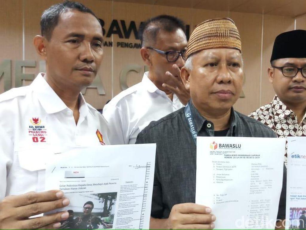 Mendagri Tjahjo Dilaporkan ke Bawaslu soal Dana Desa Pak Jokowi