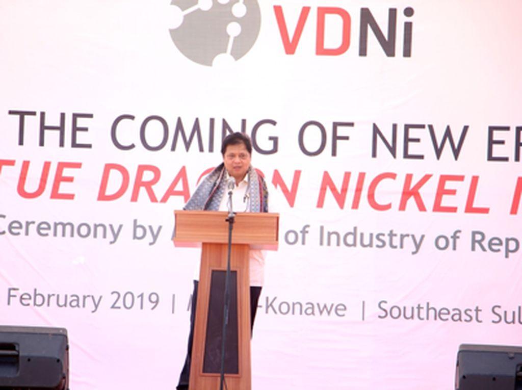 Industri Smelter Nikel Berinvestasi USD 1 Miliar Dibangun di Sulteng