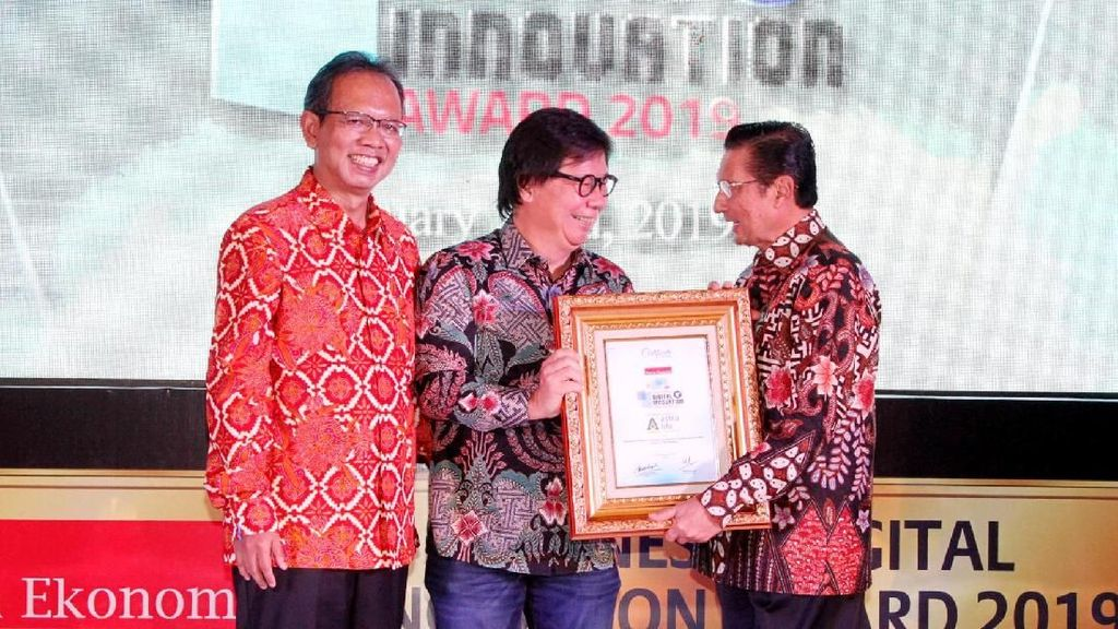 Astra Aviva Life Raih Penghargaan Digital Innovation