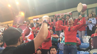 Pesta Suporter Indonesia di Kamboja