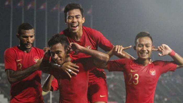 Indonesia juara Piala AFF U-22 2019 (Dok. PSSI)