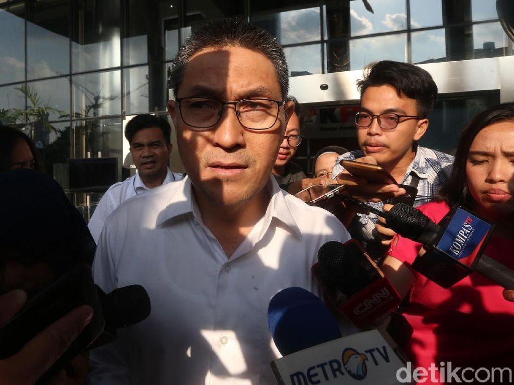KPK Cecar Anggota DPR Sukiman soal Kasus Taufik Kurniawan