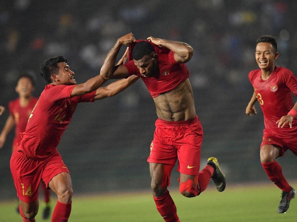 Melihat Lagi Perjalanan Garuda Muda Terbang ke Final Piala AFF U-22