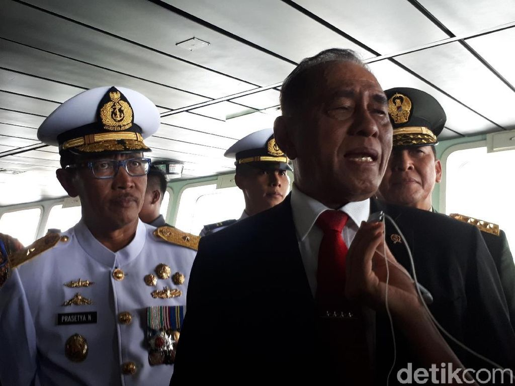 Menhan Dukung Gagasan Panglima soal TNI Tempati Pos Sipil