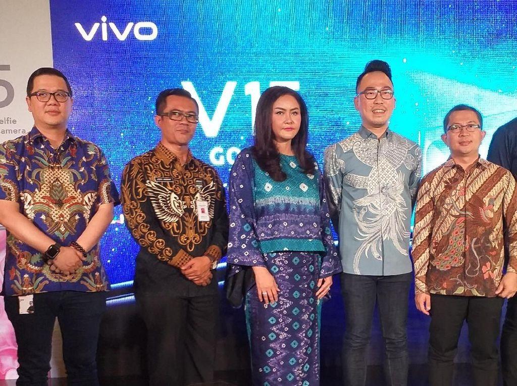 Vivo V15 Launching di Air Mancur Terbesar se-Asia Tenggara!