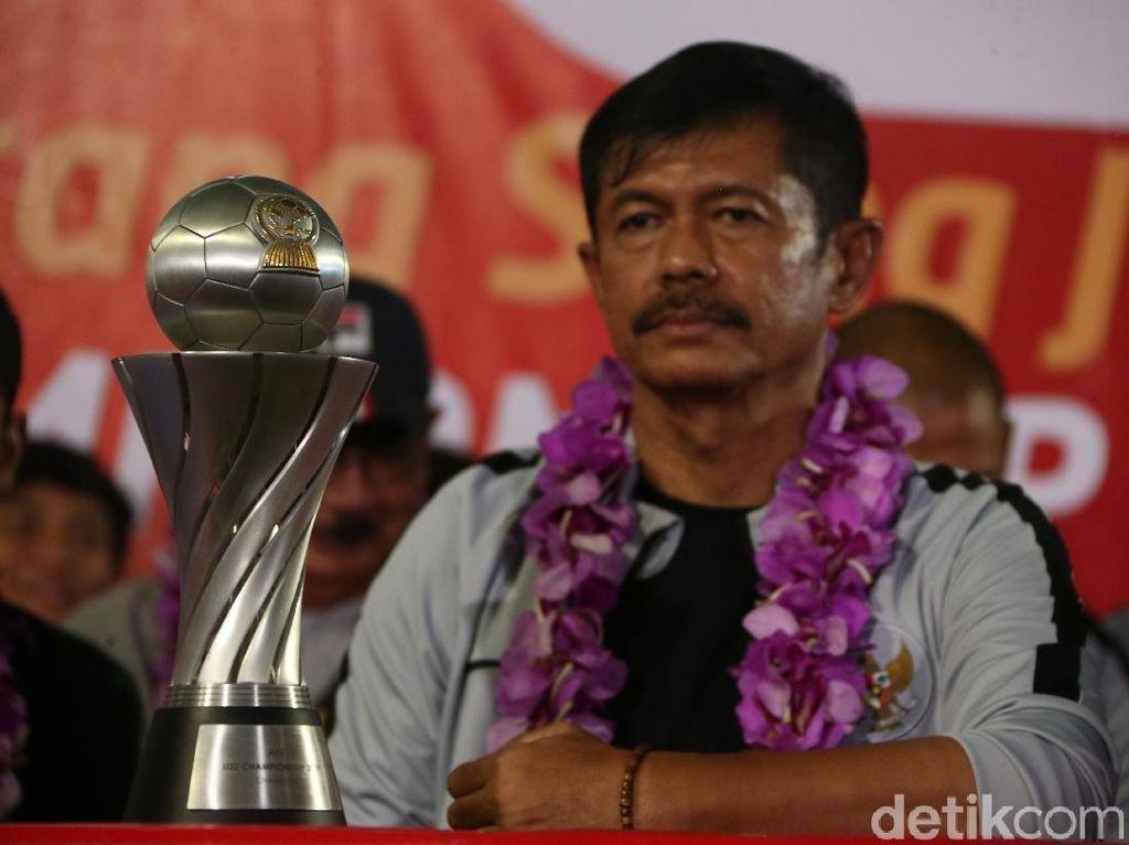 Indra Sjafri: Piala AFF Cuma Awal, Gelar Juara Jadi Suntikan Moral