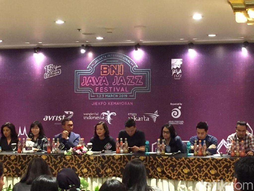 Ron King Big Band akan Hadirkan Penampilan Spesial di Java Jazz Festival