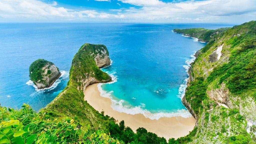 Foto: 20 Pantai Terbaik di Dunia, Ada dari Bali!