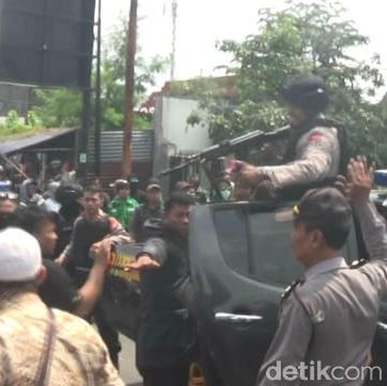 Spanduk Jokowi Picu Ricuh di Acara Prabowo, Ini Respons TKD DIY