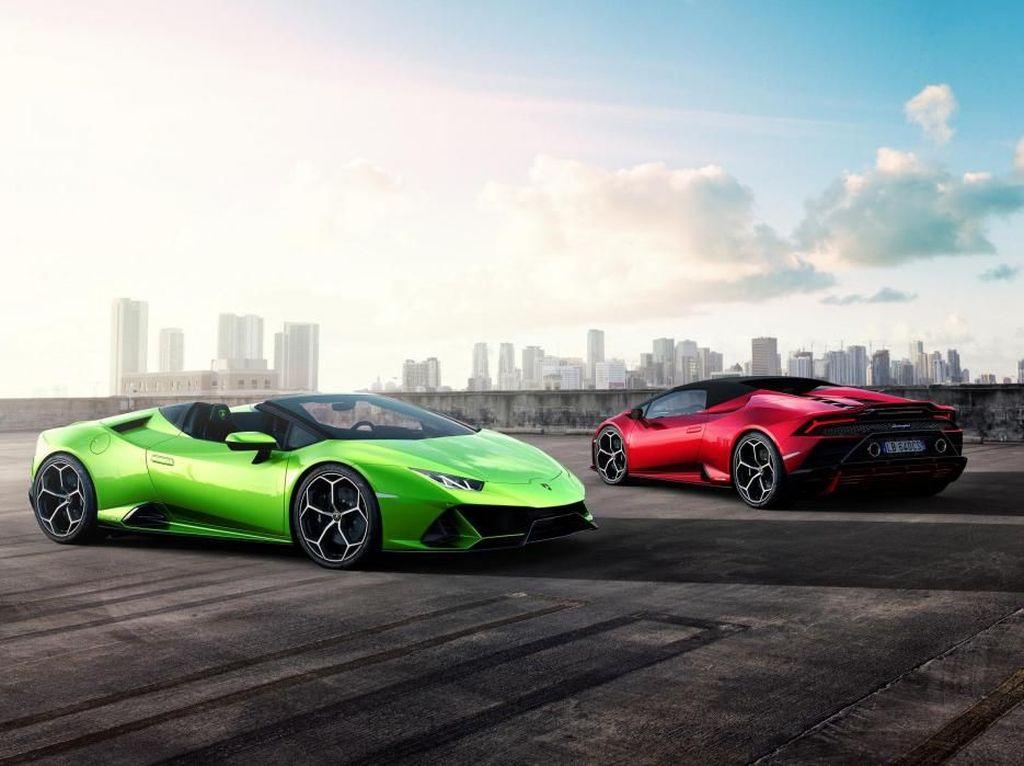 Lamborghini Huracan Ini Usung Penggerak Roda Belakang