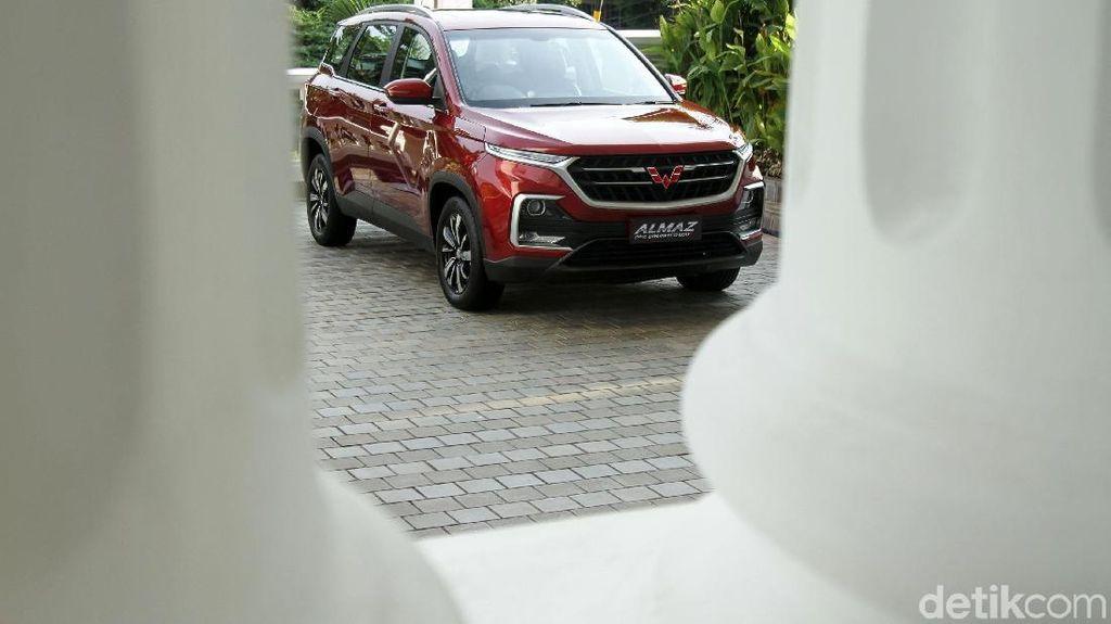 SUV Perdana Wuling Harganya Rp 300 Jutaan