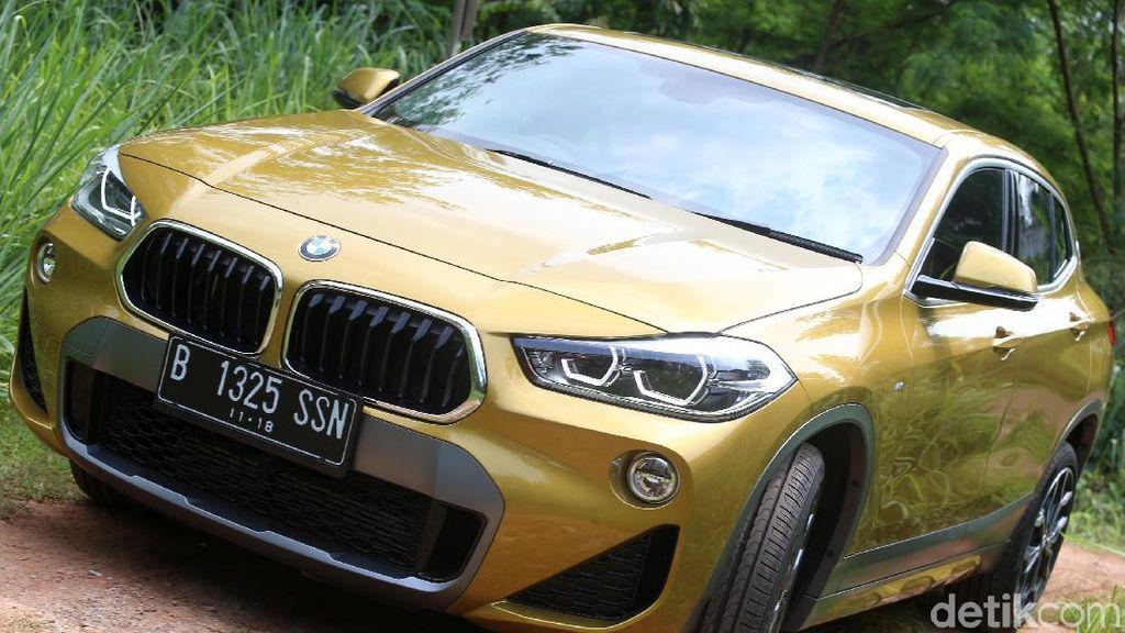 BMW X2 Mobil SUV Rasa Sedan