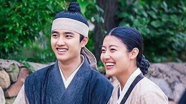 D.O & Nam Ji Hyun