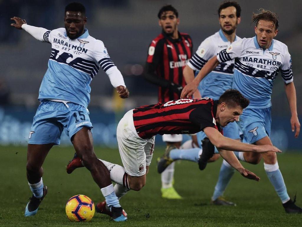 Sebuah Kemunduran untuk Milan