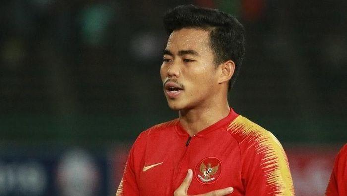 Nurhidayat optimistis Timnas Indonesia U-23 bisa meraih emas di SEA Games 2019. (Foto: Instagram @nurhidayatnh32)