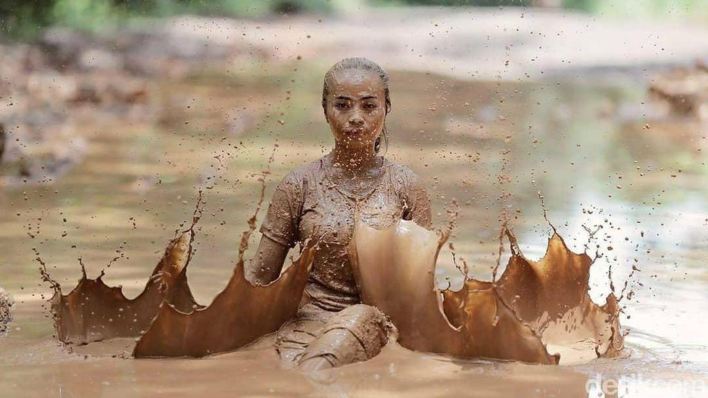 Before After: Dulu Buat Model Mandi Lumpur, Kini Mulai Diperbaiki