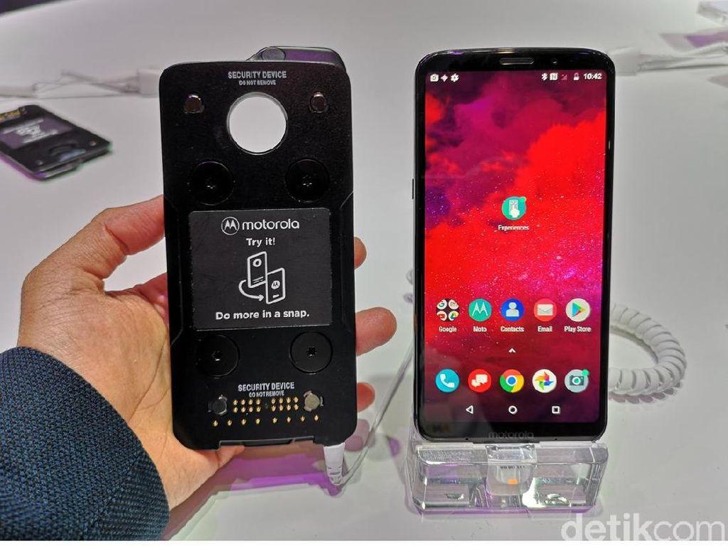 Motorola Sulap Ponsel 4G Jadi 5G