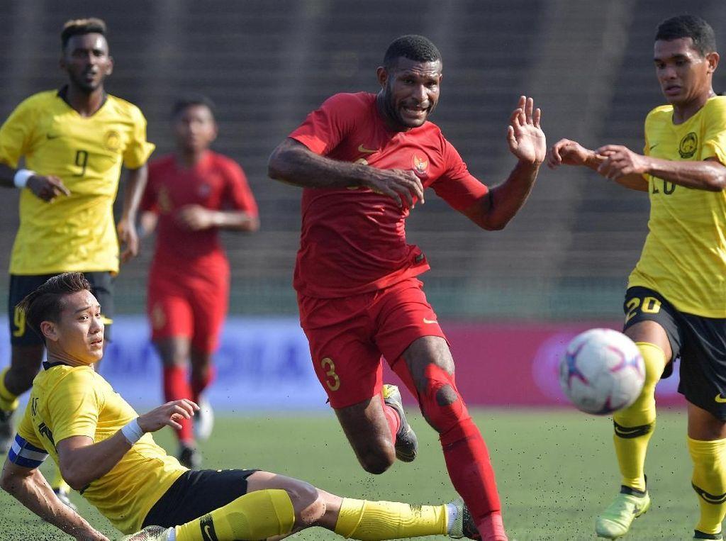 5 Hal Tentang Marinus Wanewar, Bintang Indonesia di Piala AFF U-22