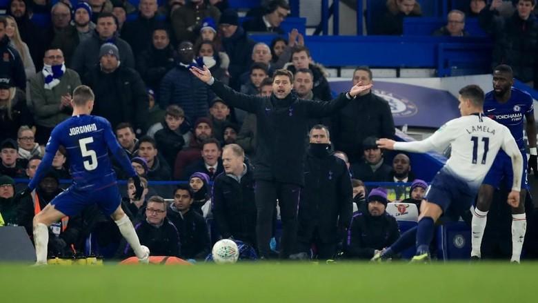 Obat bagi Pochettino: Tottenham Mengalahkan Chelsea di Stamford bridge