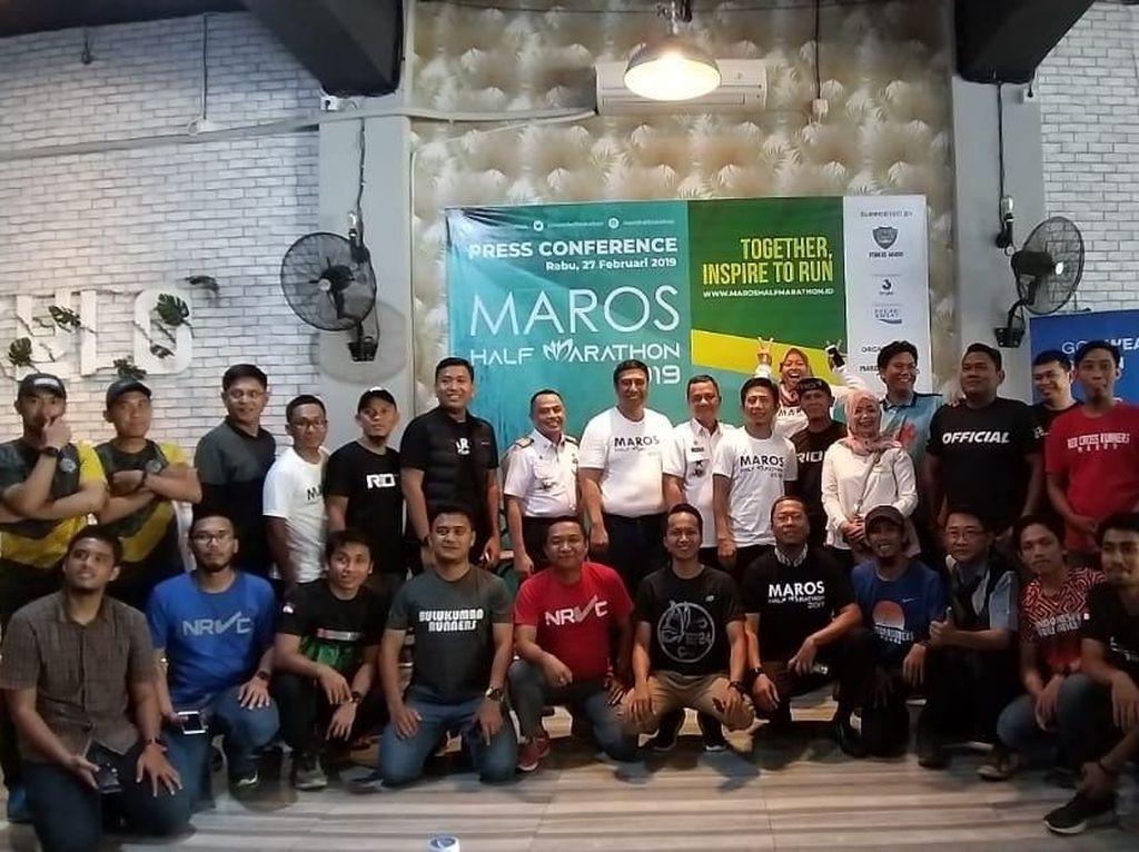 Maros Akan Gelar Half Marathon pada Juli 2019