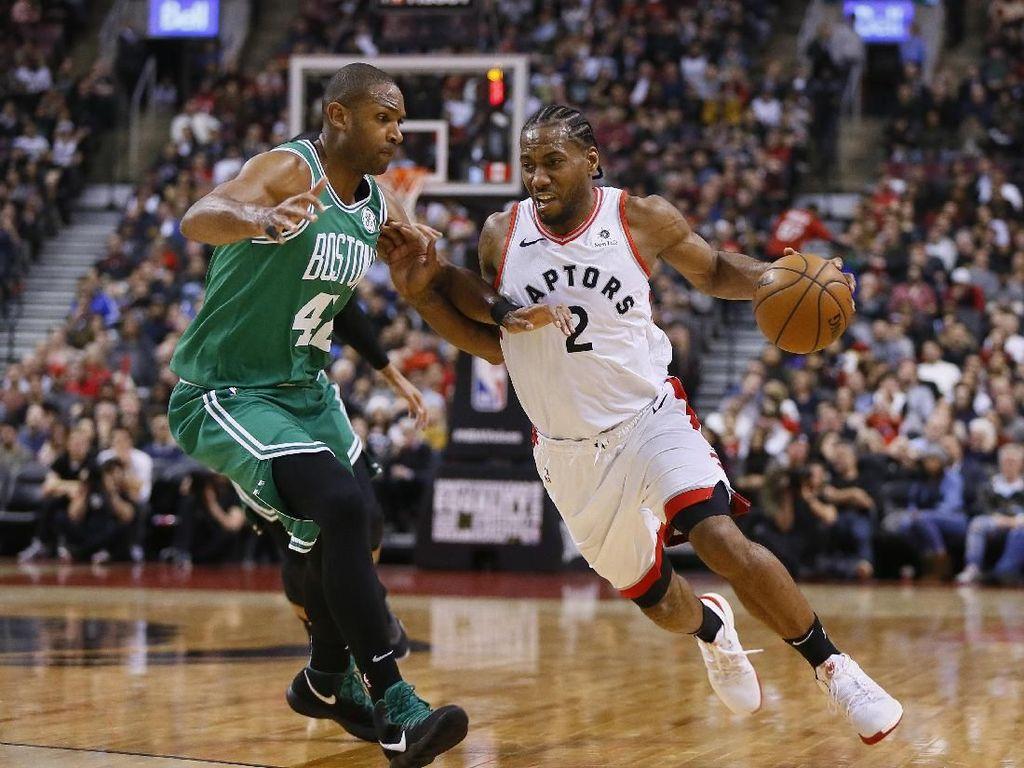 Hasil NBA: Raptors Hantam Celtics 118-95